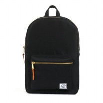 Tas Ransel Backpack Herschel Settlement ORIGINAL Black