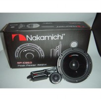 #Audio Mobil Speaker Split Nakamichi SP-CS 63