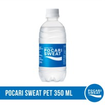POCARI SWEAT PET 350 ml Single
