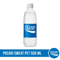POCARI SWEAT PET 500 ml Banded Isi 4 Botol