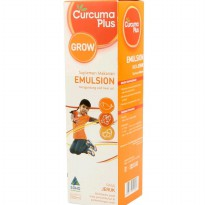 Curcuma Plus Suplemen Makanan Emulsion Jeruk 200 ml