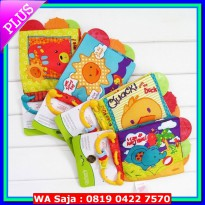 [Promo Hari Ini] Soft Book Teether - Carter's