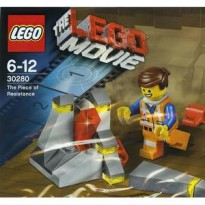 Lego Emmet The Piece of resistance 30280