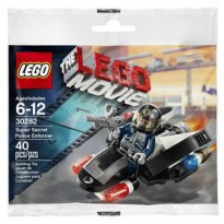 Lego The Movie Super Secret Police Enforcer 30282