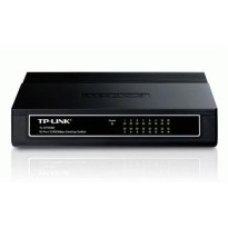 TP-Link TL-SF1048	48-Port 10/100M RJ45 Ports, Rack-Mountable Steel Case