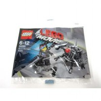 Lego The Movie Micro Manager Battle 30281