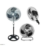 [Sekai] IST-1851 Industrial Fan / Kipas Angin 3in1 18