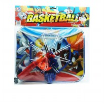 Mainan Basket Ball Play Set WB 2802 - Mainan Ring Basket Satu Set