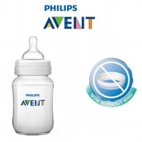 Delima Botol Susu 125ml / Philips Avent Newborn Flow Nipples 0m+ SCF560/17 - 40z