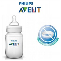 Delima  260ml / Philips Avent 9 oz Flow Nipples 1M+ SCF563/17