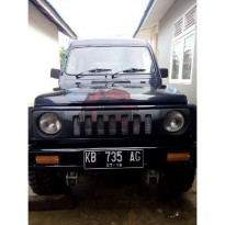 (Recommended) Grill Hummer Jimny or Katana