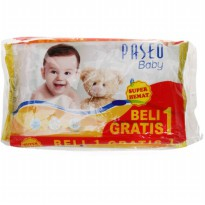 PASEO BABY WIPES 50` (4)