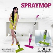 (Gold Product) Spray Mop Original - BOLDE
