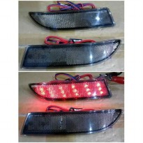 4FLE-123A-BC Rear Bumper LED All Smoke All New Avanza