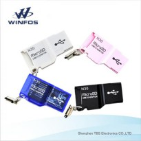 Winfos TF Vienna Card Reader (Random Color)
