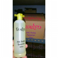 Evelyn Nail Polish Remover | Penghapus Kutek Kuku 120ML