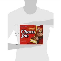 [poledit] Lotto Lotte Choco Pie 11.85oz (Pack of 2) (T1)/12824119