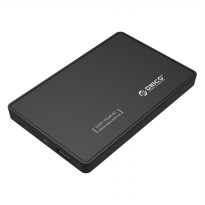 Orico 1-Bay 2.5 Inch External HDD Enclosure Sata 2 USB 3.0 - 2588US3-V1 - Black