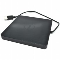 Dell A13DVD01 USB 2.0 8X DVD-RW Portable Optical Drive - Black