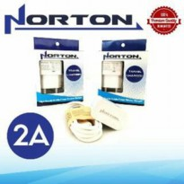 Charger Norton 2A Orignal Fast Charger / Charger micro USB 2Ampere