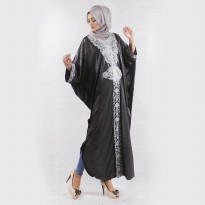 Long Dress Gamis Fashion Muslim Terbaru 2018 - Jfashion Syahrini
