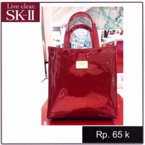 Termurah! SK II RED TOTE BAG MEDIUM