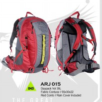 Trekking Daypack Outdoor Tas Gunung Carrier Laptop ARJ015