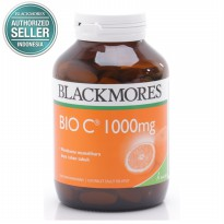 Blackmores Bio C 1000mg Cold Relief Vitamin C Bpom Si 150 Kapsul