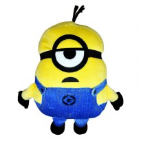 Minion Cushion Shape Stuard