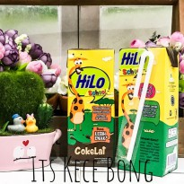 [DISKON] HILO School Chocolate 200ml / Susu Hilo Rasa Coklat
