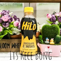 [DISKON] [BOTOL] Hilo chocolate Banana 200 ml / Susu Hilo