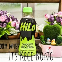 [DISKON] [BOTOL] Hilo chocolate avocado 200 ml / Susu Hilo