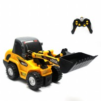 Mainan Remote Control RC Mover Machinery Truck