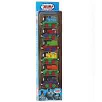 DIECAST SET THOMAS ISI 6PCS