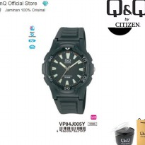 Q&Q QnQ QQ Original Jam Tangan Analog Fashion - VP84 VP84J Water Resist