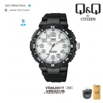 Q&Q QnQ QQ Original Jam Tangan Analog Fashion - VR88 VR88J Water Resist