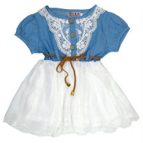 DJ Fashion Korean Kids Fashion Dress