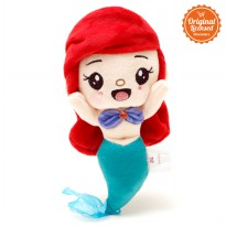 Disney Plush Princess Cibby Ariel 7 Inch