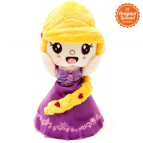 Disney Plush Princess Cibby Rapunzel 7 Inch