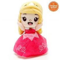 Disney Plush Princess Cibby Aurora 7 Inch
