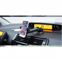 Holder Mobil Hp - Holder Dashboard Mobil Robot - Holder Gps Mobil CH03