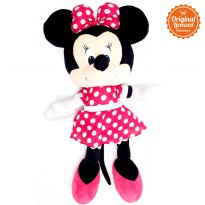 Plush Minnie Polkadot 13 Inch