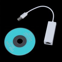 [globalbuy] 2015 Top Sale USB 2.0 to RJ45 Ethernet LAN Network Adapter Dongle Connector 10/2770484