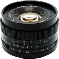 7artisans 50mm f/1.8 Lens for Sony E-Mount Camera