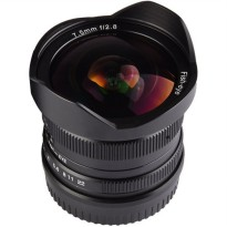 7artisans Photoelectric 7.5mm f/2.8 Fisheye Lens for Fujifilm X-Mount