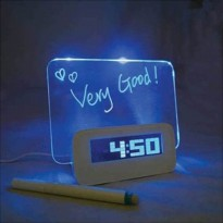 Alarm Clock LED with Memo display