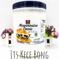 [DISKON] Mayonaise Diamond Classic 4kg