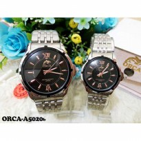 Jam Tangan Couple Orca Type A5020B