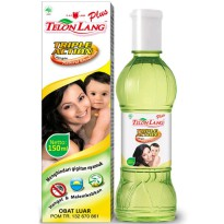 Cap Lang Minyak Telon Lang Plus Triple Action 150 ml