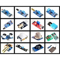 Raspberry Pi 3 & Raspberry Pi 2 Model B 16 Kinds of Sensor